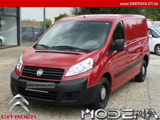2009 Fiat  Scudo L1H1 Multijet 90 AHK first Hand Van / Minibus Used vehicle photo