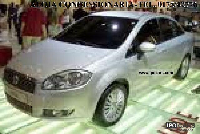 2007 Fiat  Stilo 1.9 Dynamic MJT Wagon Estate Car Used vehicle photo