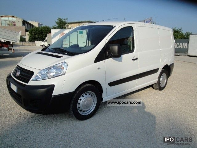2009 Fiat  Scudo 2.0 M-Jet 120cv CH1 10q COMFORT Limousine Used vehicle photo