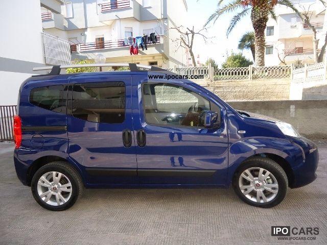 2011 Fiat  QuboDynamic 1.3 multijet diesel 95 cv Van / Minibus Used vehicle photo
