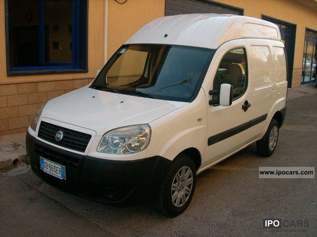 2006 Fiat  1.9 Jtd cargo Van / Minibus Used vehicle photo