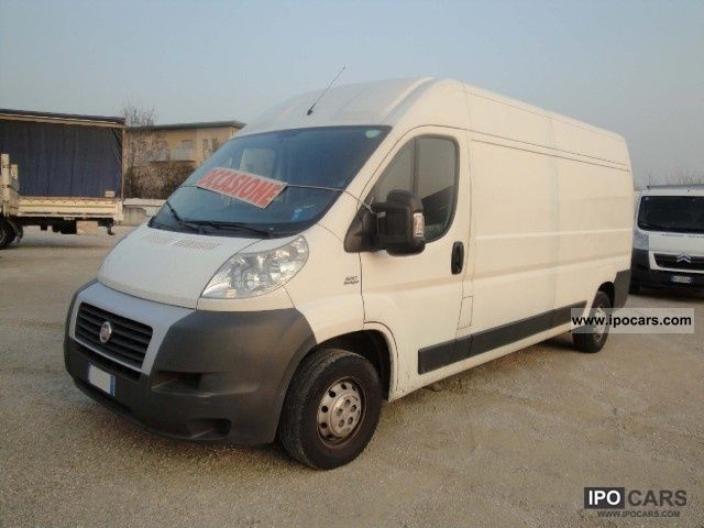 2008 Fiat  35LH2 Ducato 2.3 M-Jet 120cv Other Used vehicle photo