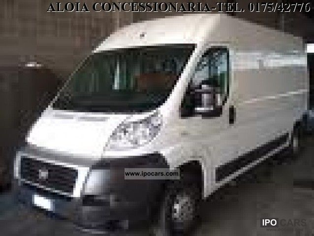 2011 Fiat  Nuovo Ducato Ducato - 35LH2 2.3Multijet 16V-120C Other New vehicle photo