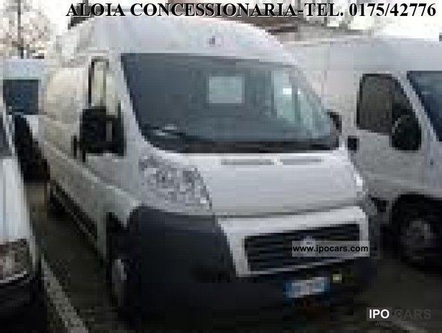 2011 Fiat  Ducato Maxi 35 16v 120cv XLH2 3.2 Mjt 6M 15mc PL Other New vehicle photo