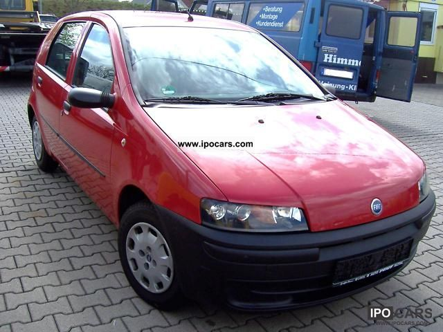 2001 Fiat  2.1 Small Car Used vehicle photo