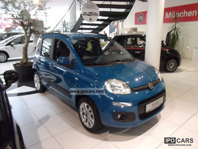 2011 Fiat  New Panda 0.9 8v TwinAir Lounge Small Car New vehicle photo