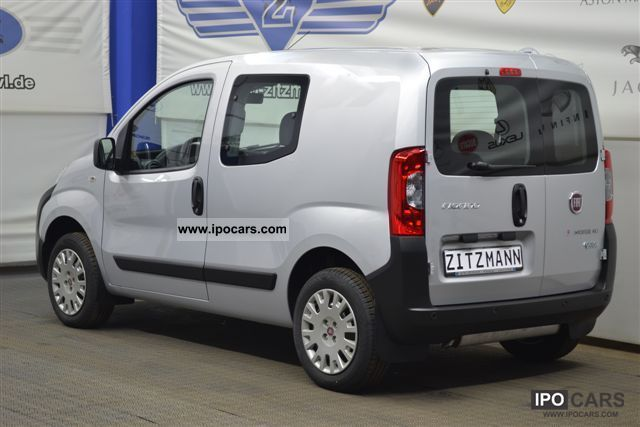 Fiat  Fiorino Combi Natural Power 2012 Compressed Natural Gas Cars (CNG, methane, CH4) photo