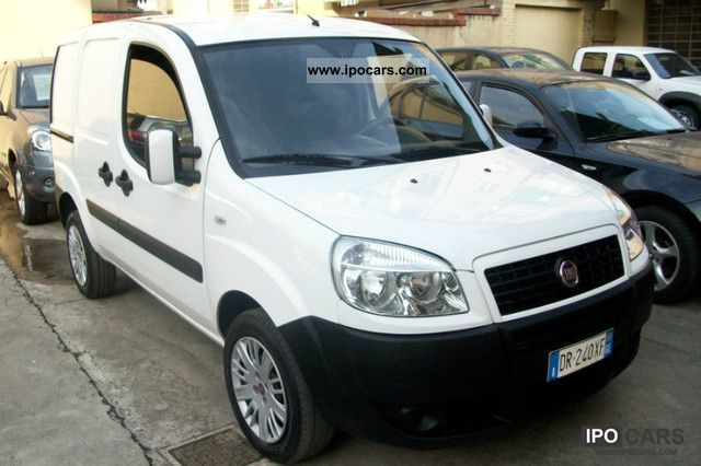 2008 Fiat  1.9 Mjt. Combi SX 5P Van / Minibus Used vehicle photo
