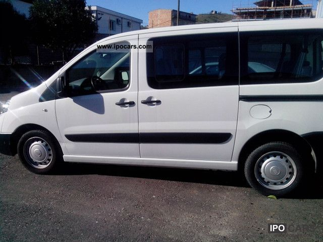 2007 Fiat  1.6 Mjt. 90CV CH1 8/9 posti Van / Minibus Used vehicle photo
