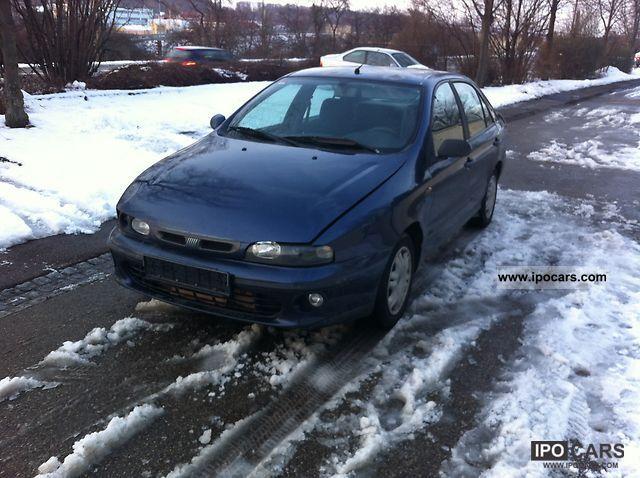 1998 Fiat  Marea TD 100 Tüv / Au New, fine motor Limousine Used vehicle photo