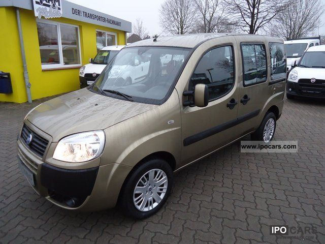 2007 Fiat  Combi Doblo 1.3 JTD Dynamic * 5 seater * Estate Car Used vehicle photo
