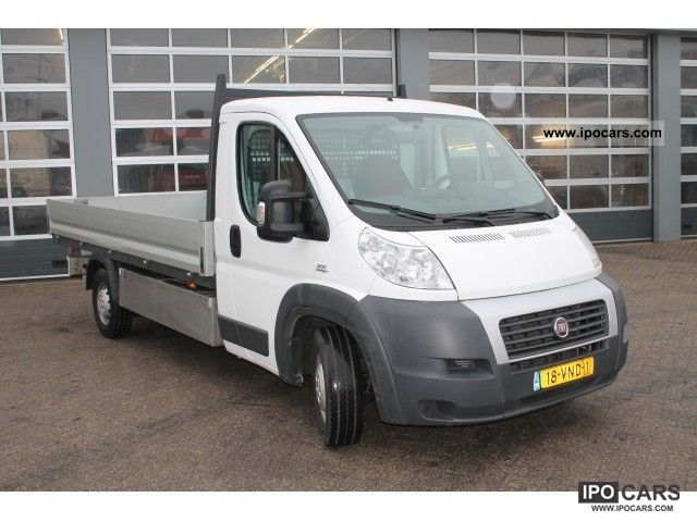 2008 Fiat  Ducato MAXI 35H 2.3MJ 120 PUXL Off-road Vehicle/Pickup Truck Used vehicle photo