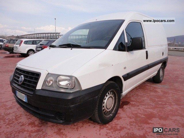 2004 Fiat  Scudo 2.0 MJT Other Used vehicle photo