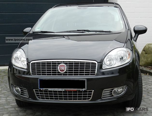 2008 Fiat Linea 1.4 8V Dynamic Limousine Used vehicle photo 2