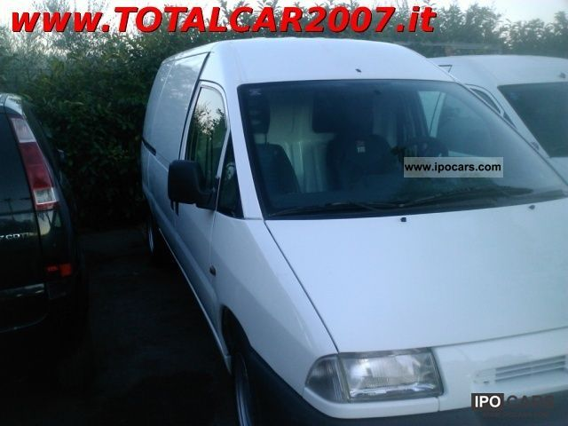 2001 Fiat  Scudo 2.0 JTD EL Passo Lungo Furgone Other Used vehicle photo