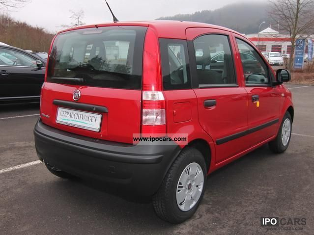 2010 fiat panda 1 1 car photo and specs. Black Bedroom Furniture Sets. Home Design Ideas