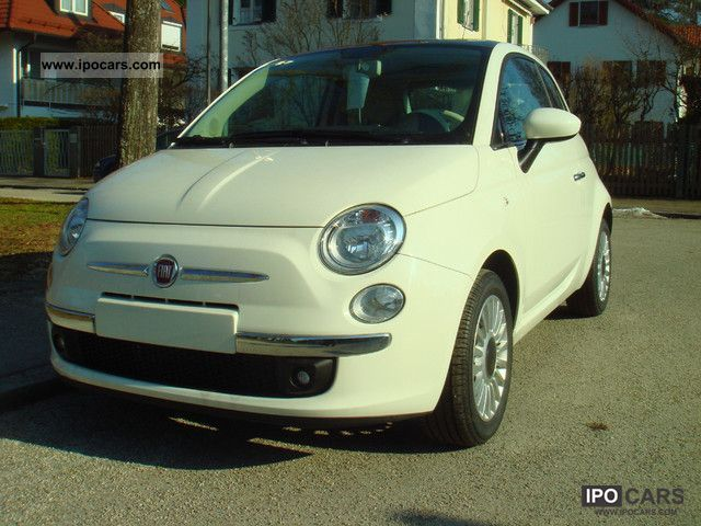 2011 Fiat  1.2 Lounge, new cars, no reimport, ESP, Gl.Dach Small Car Pre-Registration photo
