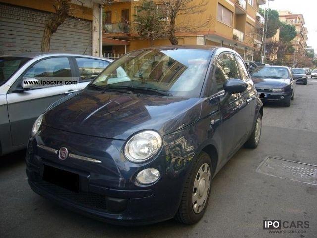 2008 Fiat  Cinquecento 2.1 POP Small Car Used vehicle photo