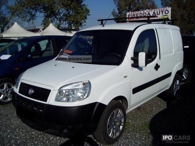 2007 Fiat  Doblo 1.3 M-JET VAN Off-road Vehicle/Pickup Truck Used vehicle photo