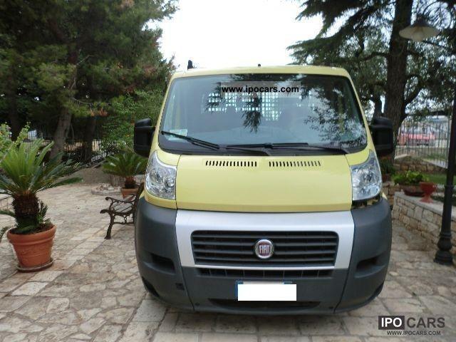 2007 Fiat  Ducato CASSONE PASS.CORTO Off-road Vehicle/Pickup Truck Used vehicle photo