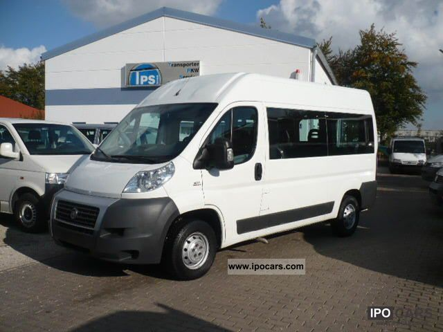 2008 Fiat  Ducato L2H2 8-seater air- Van / Minibus Used vehicle photo