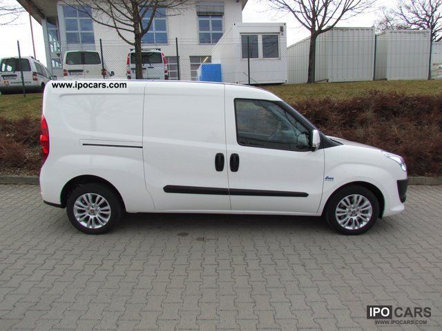 2011 fiat doblo natural power maxi sx 1 4 car photo and specs. Black Bedroom Furniture Sets. Home Design Ideas