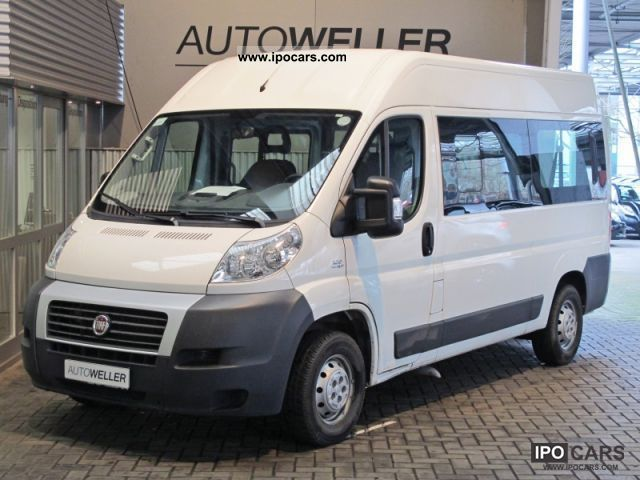 2008 Fiat  Ducato L2H2 MULTIJET 33 100 8-seater Van / Minibus Used vehicle photo