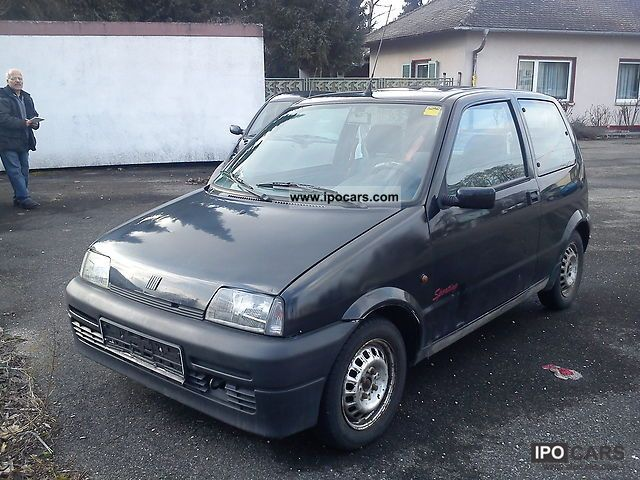 1996 Fiat  Sporting Small Car Used vehicle photo