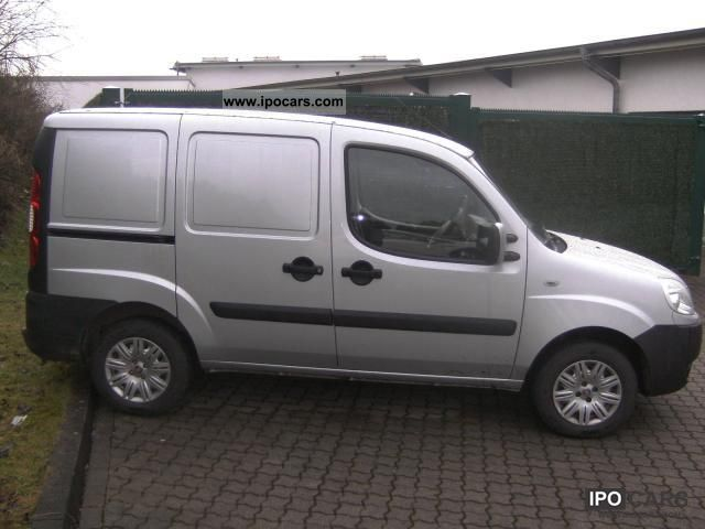 Fiat  16V Doblo Natural Power 2009 Compressed Natural Gas Cars (CNG, methane, CH4) photo