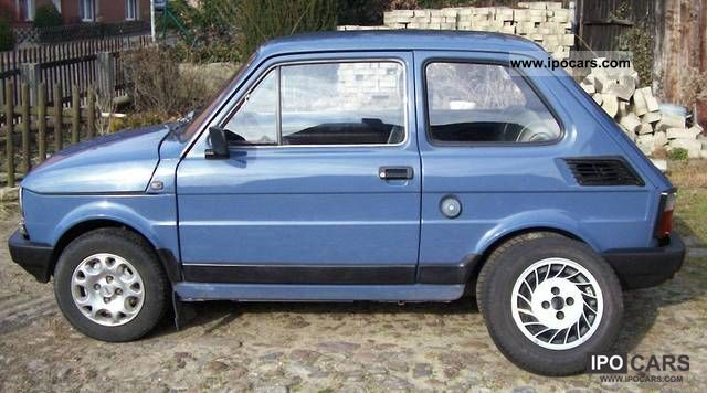 1991 Fiat  126 Small Car Used vehicle photo
