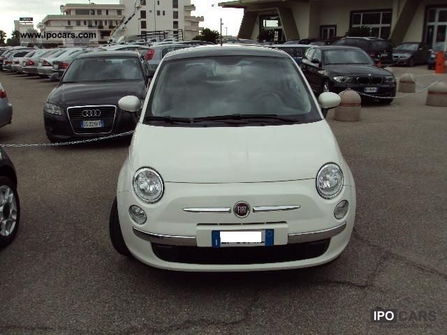2010 Fiat  Cinquecento 2.1 LOUNGE Small Car Used vehicle photo
