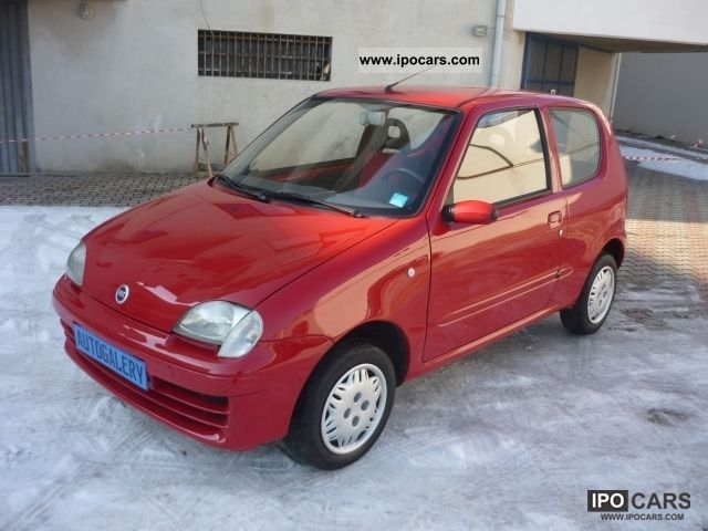 2003 Fiat  OTHER 1.1 i.e. Small Car Used vehicle photo