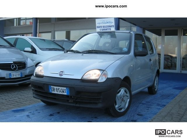 2008 Fiat  OTHER Small Car Used vehicle photo