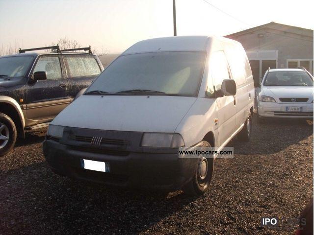 2000 Fiat  Scudo Van / Minibus Used vehicle photo
