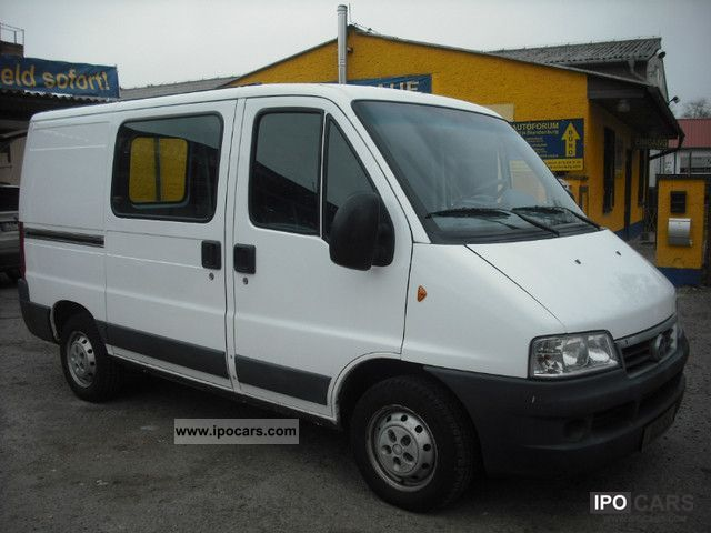 2002 fiat ducato 10 244 3l2 0 car photo and specs. Black Bedroom Furniture Sets. Home Design Ideas
