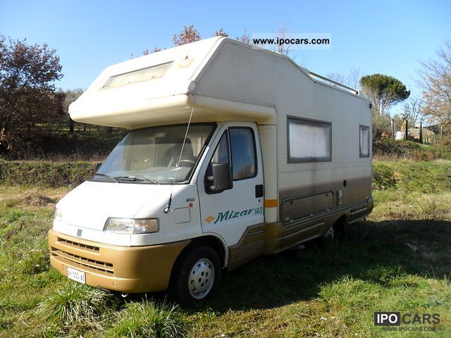 1996 Fiat  CI 140 FIAT Ducato CAMPER MIZAR Other Used vehicle photo