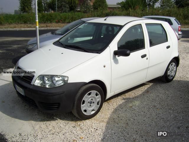 2005 fiat punto 1 2 active 5p car photo and specs. Black Bedroom Furniture Sets. Home Design Ideas