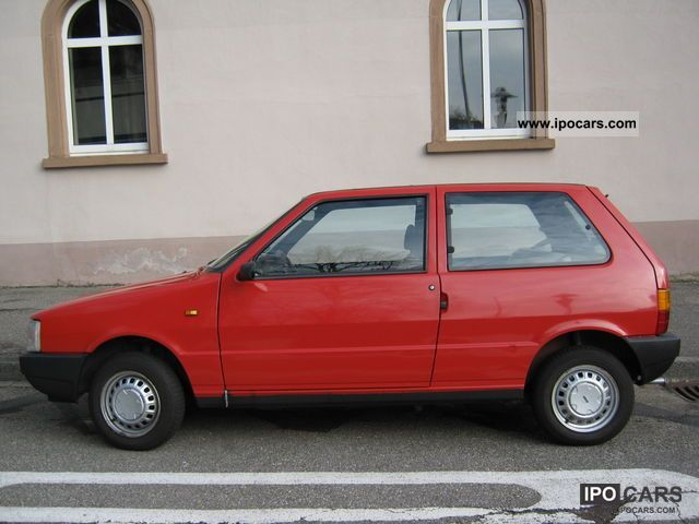 1987 Fiat Uno Fire 45 Car Photo And Specs