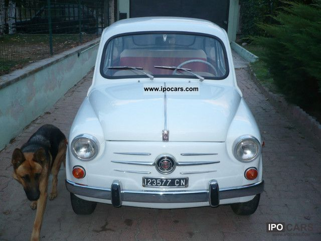 Fiat  Altri 1965 Vintage, Classic and Old Cars photo
