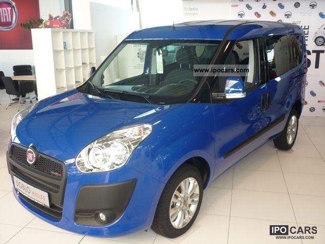 2011 Fiat  My Life Doblo 1.6 Mjet Van / Minibus Used vehicle photo