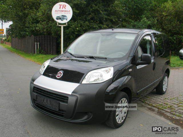 2009 Fiat  1.3 JTD Multijet Van / Minibus Used vehicle photo