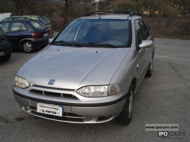 1999 Fiat  Palio SW 1.7 TD Aria Cond Estate Car Used vehicle photo