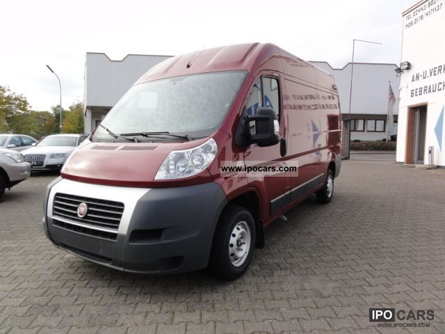 2009 Fiat  Ducato L2H2 hand truck box 1 climate Other Used vehicle photo