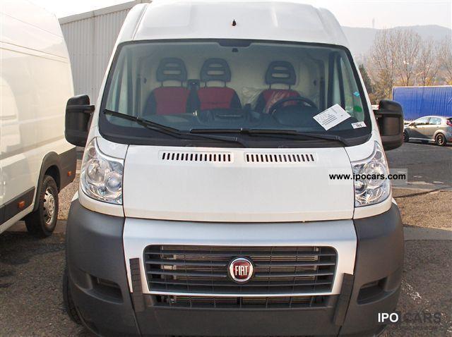 2011 Fiat  Ducato L2H1 panel van 2.3 M 33 Jet Van / Minibus New vehicle photo