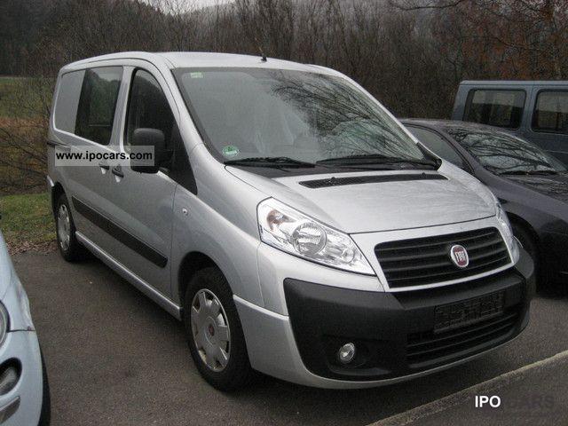 2011 Fiat  Scudo L1H1 DPF 10 ELX Van / Minibus Used vehicle photo