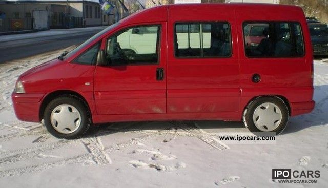 fiat scudo sx  car photo  specs