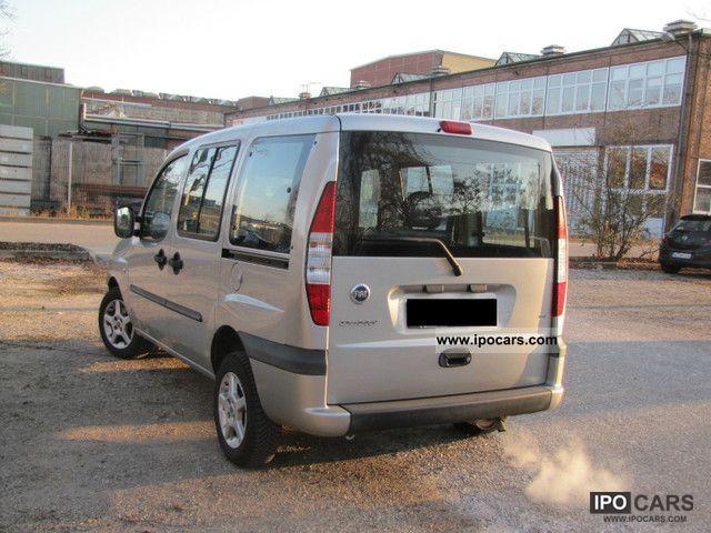 2004 Fiat  Doblo Van / Minibus Used vehicle photo