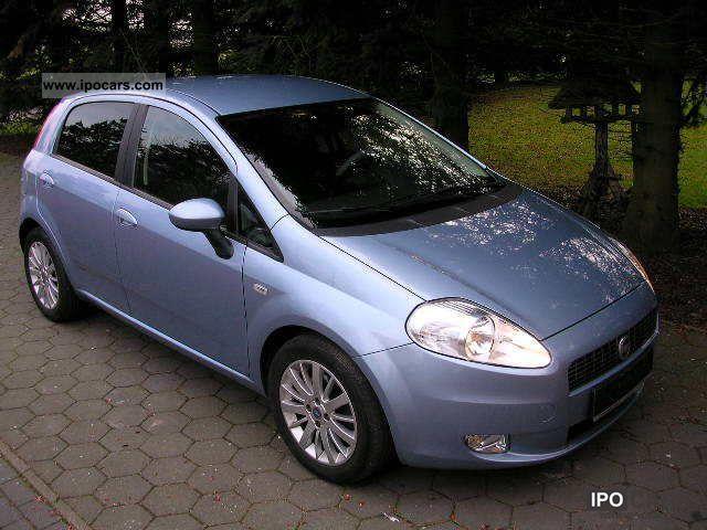 2006 Fiat  1.3 Multijet 16V Emotion design Giogiaro Small Car Used vehicle photo