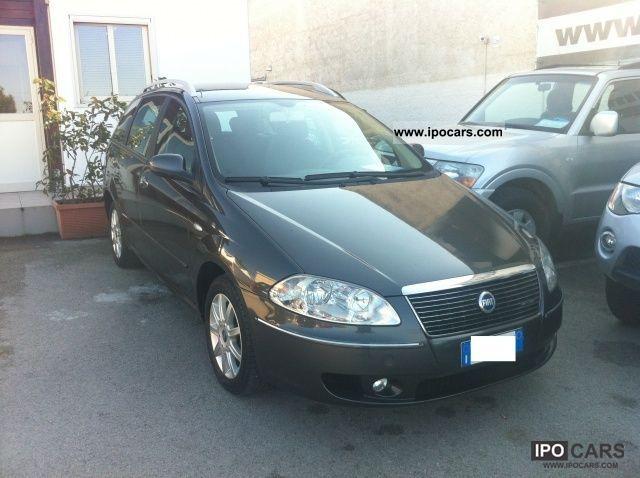 2007 Fiat  Croma 1.9 Multijet Emotion Estate Car Used vehicle photo
