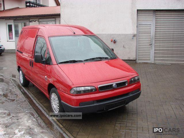 2003 Fiat  Scudo Van / Minibus Used vehicle photo